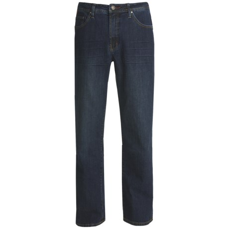 Worn Denim Octane Jeans - Relaxed Fit, Straight Leg (For Men)