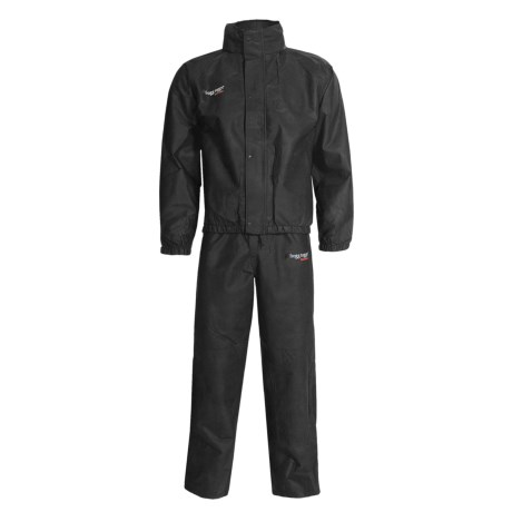 Frogg Toggs Signature Rain Suit -  Waterproof, Breathable (For Men and Women)