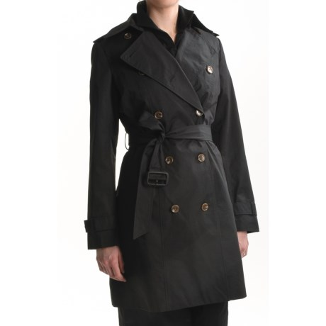 Cole Haan Trench Coat (For Women)