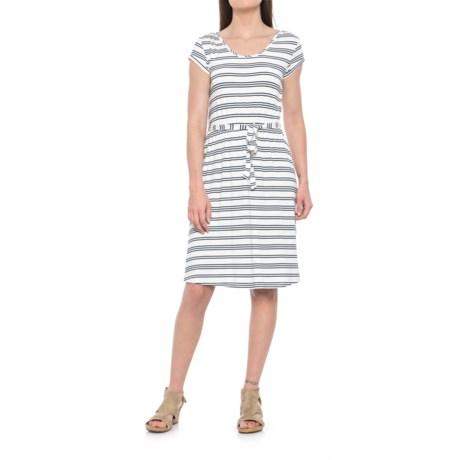 Yala Raelyn Dress - Scoop Neck, Short Sleeve (For Women)