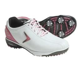 Callaway Hyperbolic SL Golf Shoes - Waterproof (For Women)