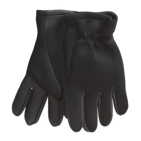 Jacob Ash Hot Shot Neoprene Fishing Gloves - Open Cuff (For Men)