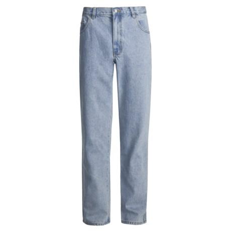 Ocean Breeze 14 oz. Denim Jeans - 5-Pocket (For Men)