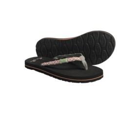 Body Glove Jaws Oriental Sandals - Flip-Flops (For Women)