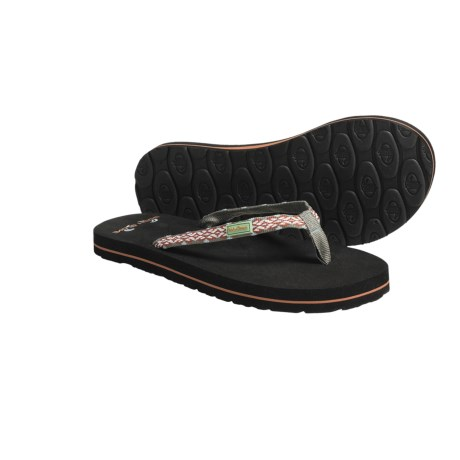 Body Glove Jaws Oriental Sandals - Flip-Flops (For Women)