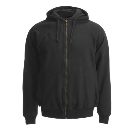 Canyon Guide Thermal-Lined Hoodie Sweatshirt (For Tall Men)