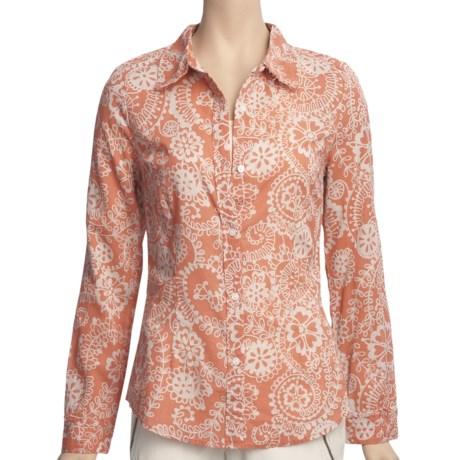 True Grit Essential Shirt - Long Sleeve (For Women)