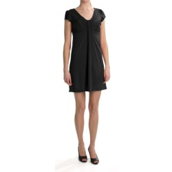 Laundry by Design Matte Jersey Dress - Short Sleeve (For Women)