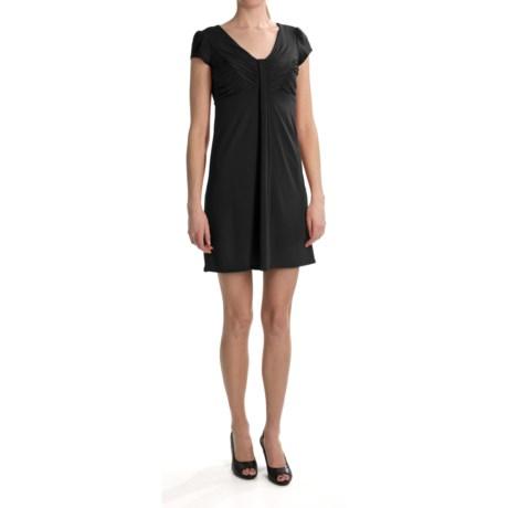 Laundry by Design Matte Jersey Dress - Short Sleeve (For Women)