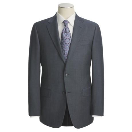 Hickey Freeman Dark Charcoal Suit - Wool (For Men)
