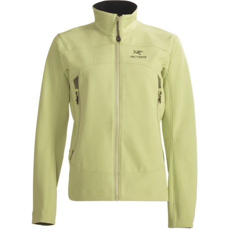 Arc'teryx Gamma AR Soft Shell Jacket - Polartec® Power Shield® (For Women)