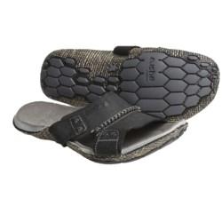 Cushe Manuka Slides - Leather (For Men)