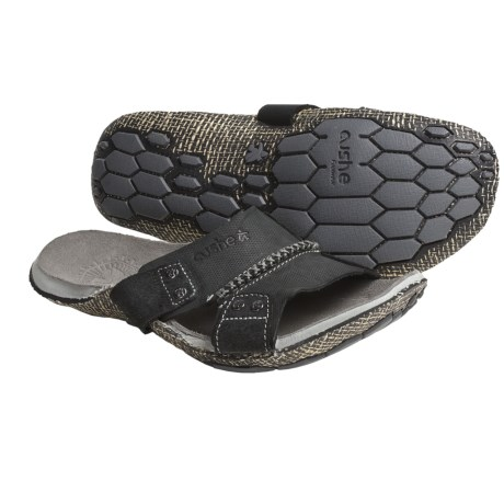Cushe Manuka Slides - Leather (For Men)
