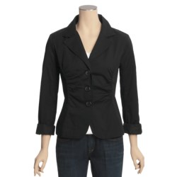 Casual Studio Three-Button Jacket (For Women)