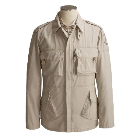 Canterbury of New Zealand Bush Jacket (For Men)
