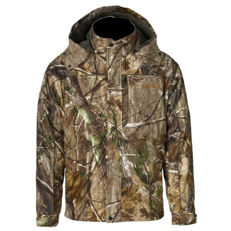 Scent-Lok® Thundertek Cyclone Parka - Convertible (For Men)