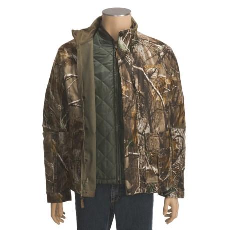 Scent-Lok® Full Season Convertible Jacket - Zip-Out Liner (For Big Men)