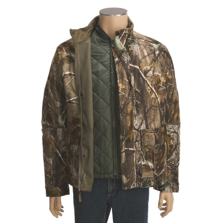 Scent-Lok® Full Season Convertible Jacket - Zip-Out Liner (For Men)