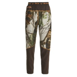 Scent-Lok® BaseSlayers Camo Bottoms - Midweight (For Big Men)