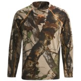 Scent-Lok® BaseSlayers Camo Top - Lightweight, Long Sleeve (For Men)