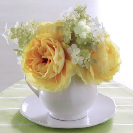Tag Stem Floral Bouquet - 6