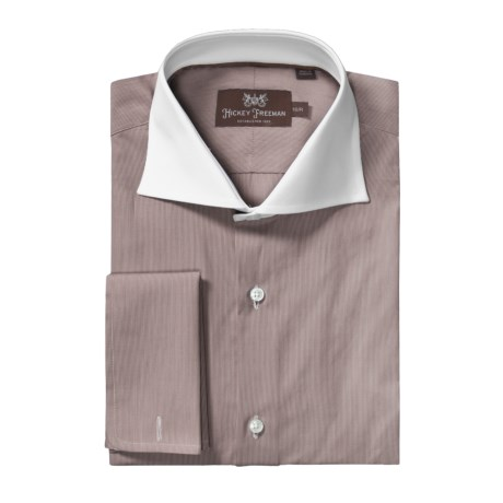 Hickey Freeman Fancy Dress Shirt - Long Sleeve (For Men)