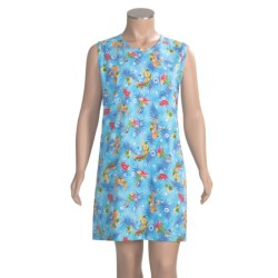 Toast and Jammies Tank Dress - Sleeveless (For Women)
