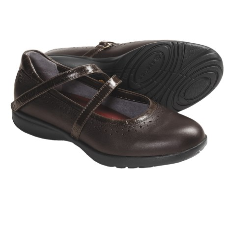 Aravon Jodi Mary Jane Shoes - Leather (For Women)