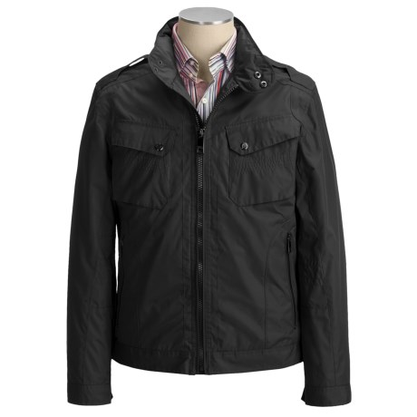 Marc New York by Andrew Marc Justin Motocross Jacket (For Men)