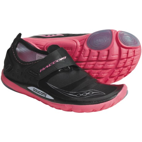 Saucony Hattori Minimalist Running Shoes (For Women)