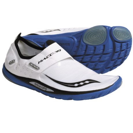 Saucony Hattori Minimalist Running Shoes (For Men)