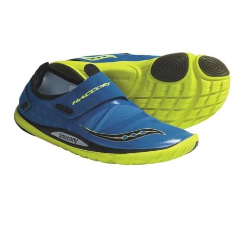 Good shoes... bad sizes - Saucony Hattori Minimalist