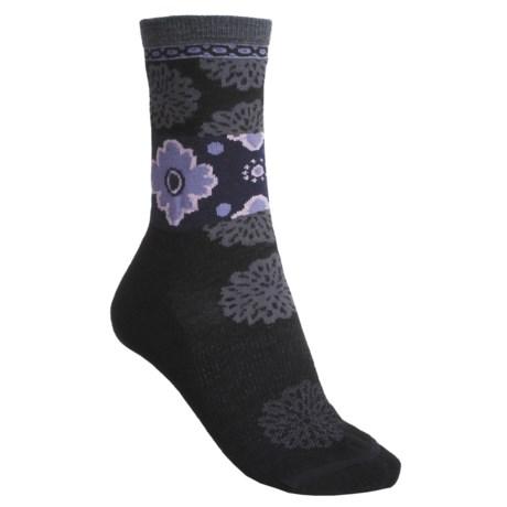 SmartWool Kilm Patchwork Socks - Merino Wool (For Women)