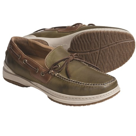 Acorn Casual Camp Moc Shoes - Handsewn Leather (For Men)