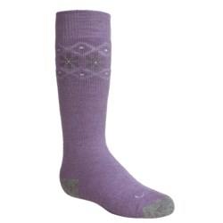 Lorpen Classic Ski Socks - Merino Wool, 2-Pack (For Little and Big Kids)