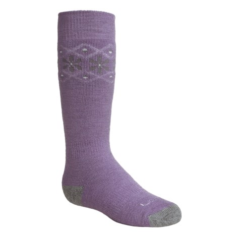 Lorpen Classic Ski Socks - Merino Wool, 2-Pack (For Kids and Youth)