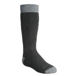 Lorpen Classic Ski Socks - Merino Wool, 2-Pack (For Little and Big Kids)