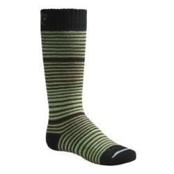Lorpen Ski-Snowboard Socks - Italian Wool, 2-Pack (For Kids)