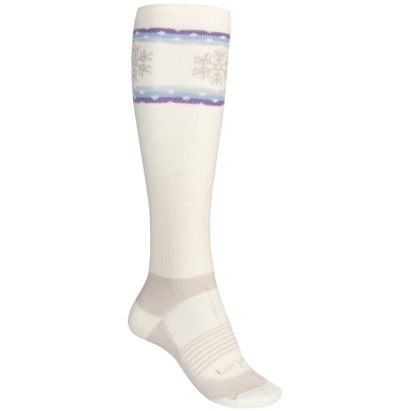 Lorpen Ski Light Socks - Merino Wool, 2-Pack (For Women)