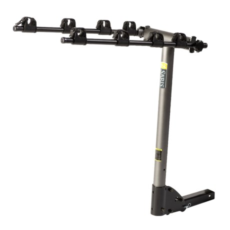 Saris Backrack Hitch Mounted Bike Rack - 4-Bike