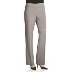 Atelier Luxe Jessica Cross-Dye Pants - Straight Leg (For Women)