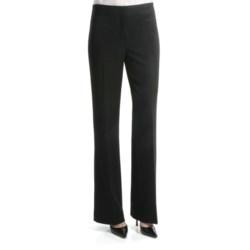 Atelier Luxe Debbie Twill Pants - Bootcut Leg (For Women)