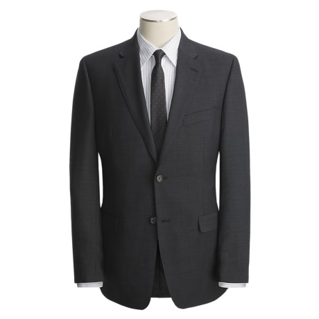 Lauren by Ralph Lauren Tic Weave Suit - Trim Fit, Wool (For Men)