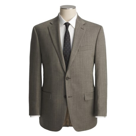 Lauren by Ralph Lauren Two-Tone Herringbone Sport Coat - Wool (For Men)