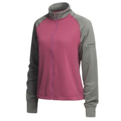10,000 Feet Above Sea Level Soft Shell Jacket - Raglan Sleeves (For Women)