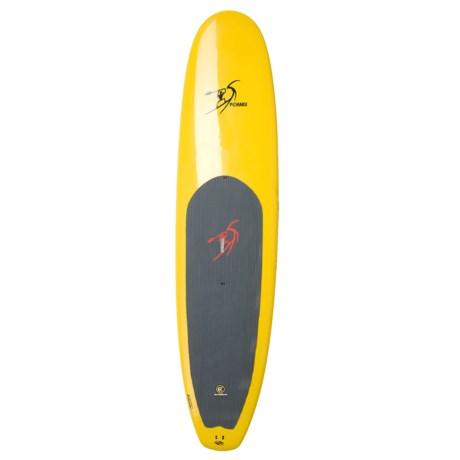 """C4 Waterman Wide Glide Pohaku Epoxy Stand-Up Paddle Board - 10'6"""""""