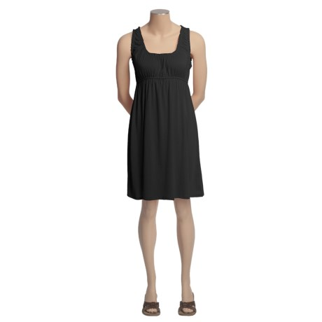 Nina Capri Knit Tunic Dress - Sleeveless (For Women)