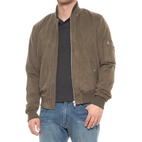 Slate & Stone Leonard Bomber Jacket (For Men)