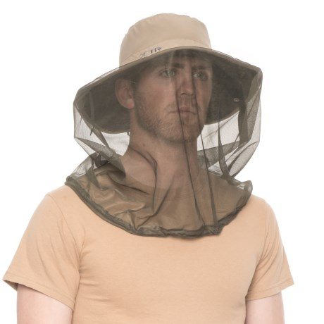CTR Summer Mosquito New Boonie Hat - UPF 50+ (For Men and Women)