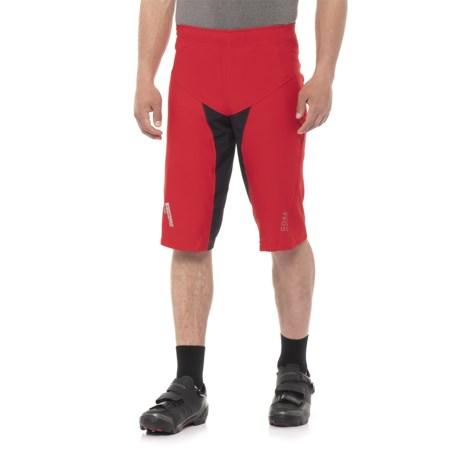 Gore Bike Wear ALP-X Pro Windstopper® SO Bike Shorts (For Men)